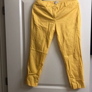 New York and company temporary pants